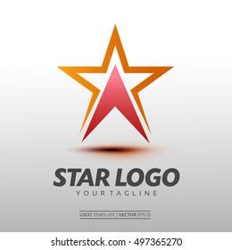 Star Logo Vector. Vector Illustration eps.10