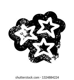 star shapes icon symbol