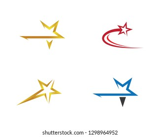 Star symbol illustration