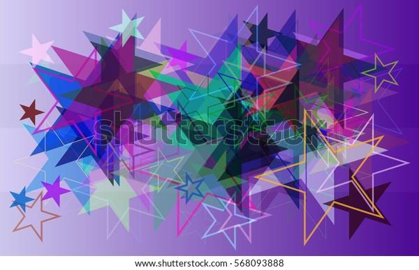 star texture icon