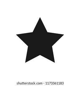 star vector icon 10 eps