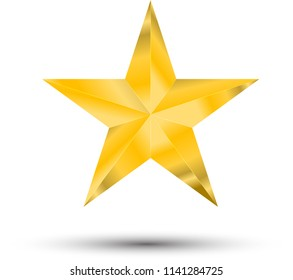 star vector icon illustration.