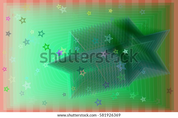 star vector texture