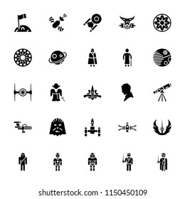 Star wars vector pack