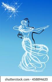 Starry dance night