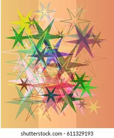 stars elements template