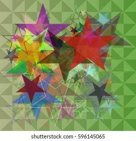 stars icon idea