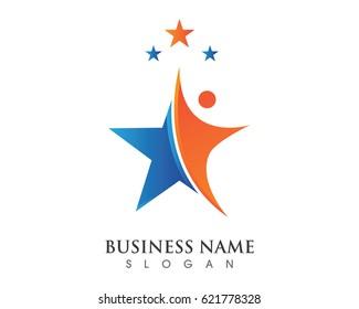 Stars logos