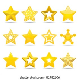 stars (six pointed stars from same series in my gallery)