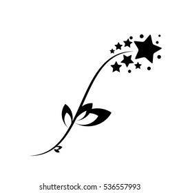 Star Tattoo Images Stock Photos Vectors Shutterstock