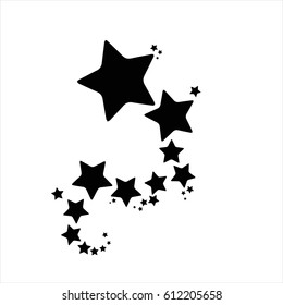 Stars. Star design tattoos.