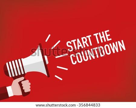 start countdown stock vector royalty free 356844833 shutterstock