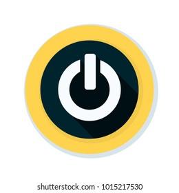 Start Power button illustration