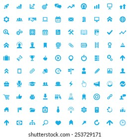 startup Icons Vector set