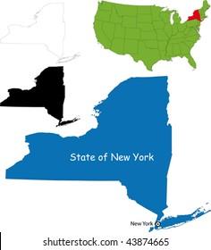 State of New York, USA