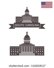 State of South Carolina. South Carolina State House in Columbia