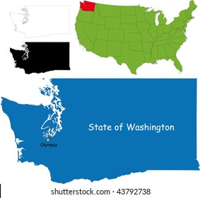 State of Washington, USA