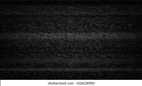Static tv noise, bad tv signal, black and white, monochrome.Television noise, interfering signal. Blank video glitch vector texture.Vector illustration no signal TV . Error concept.