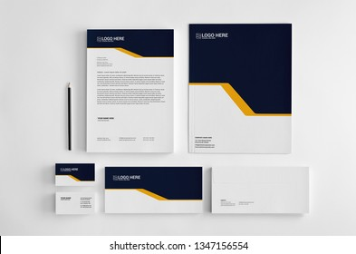 Stationary pack, Corporate stationary pack, Identity pack, new stationary for any designer and company