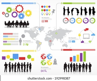Statistics in business.