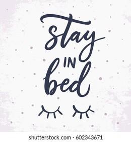 Imágenes Fotos De Stock Y Vectores Sobre Frases Para Dormir
