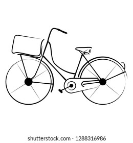 Bicycle Tattoo Images Stock Photos Vectors Shutterstock