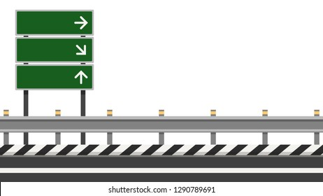 Steel Road vector. road vector. free space for text. wallpaper. copy space.