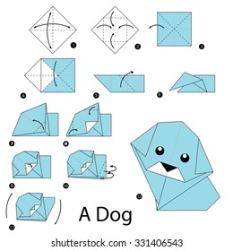 Groovy Origami Instructions Images Stock Photos Vectors Shutterstock Wiring 101 Israstreekradiomeanderfmnl