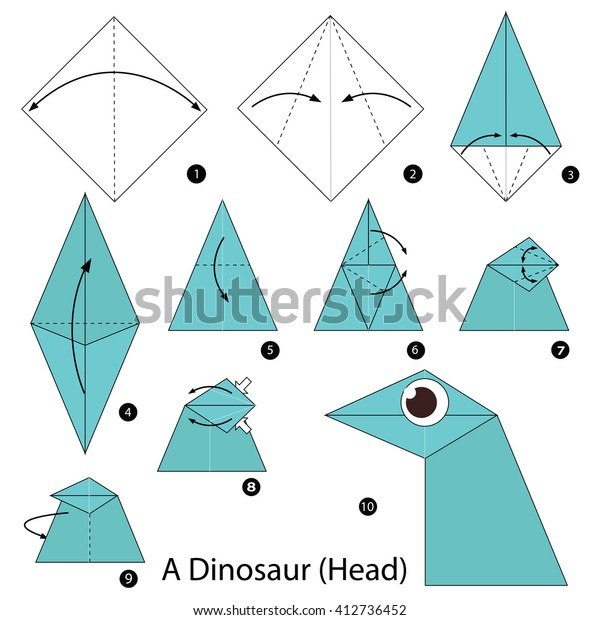 Amazon.com: Origami Dinosaurs Kit: Prehistoric Fun for Everyone ... | 620x600