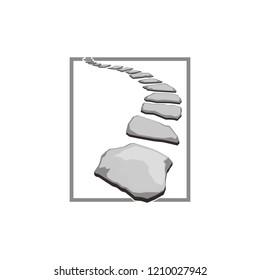 stepping stone logo image