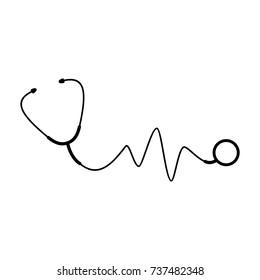 Stethoscope Logo Design