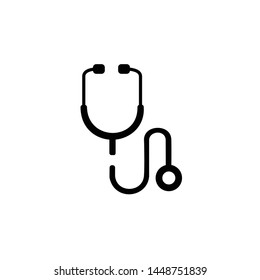 Stetoskop icon - medical and healthy