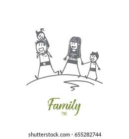 Unity Walk Stock Illustrations, Images & Vectors | Shutterstock
