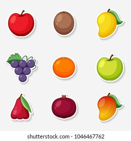 Fruit Clipart High Res Stock Images Shutterstock