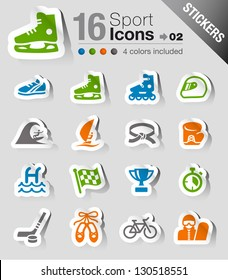 Stickers - Sport icons