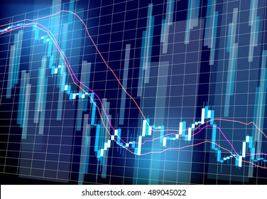 stock prices market chart