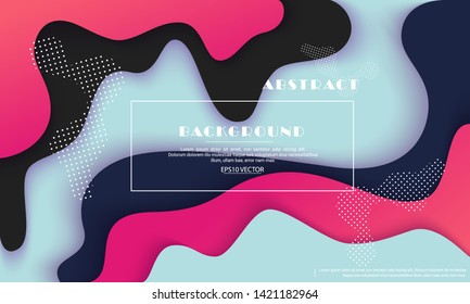 stock vector geometric coloful backround. Trendy gradient shapes composition. Eps10 vector.