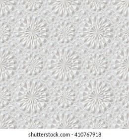 stock-vector-illustration-eastern-white-embossed-pattern