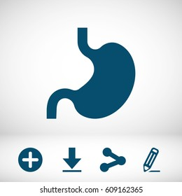 stomach icon