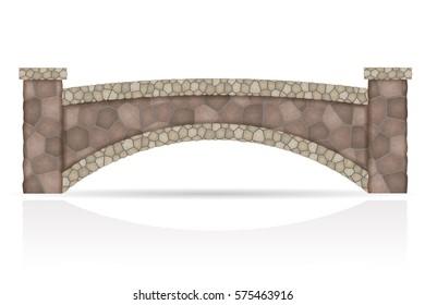 stone bridge images stock photos vectors shutterstock rh shutterstock com Stonehenge Clip Art Brick Bridge Clip Art