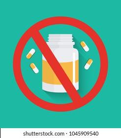 No Drugs Images, Stock Photos & Vectors | Shutterstock