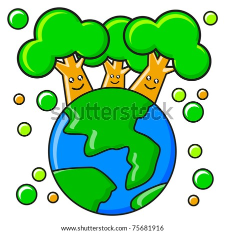 Stop Global Warming Stock Vector Royalty Free 75681916 Shutterstock