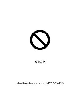 Stop Icon Images, Stock Photos & Vectors   Shutterstock
