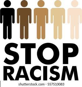 Stop racism essay