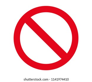 Stop sign icon for digital and print vector