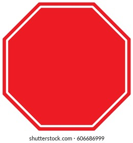 Stop Sign Icon Images, Stock Photos & Vectors | Shutterstock