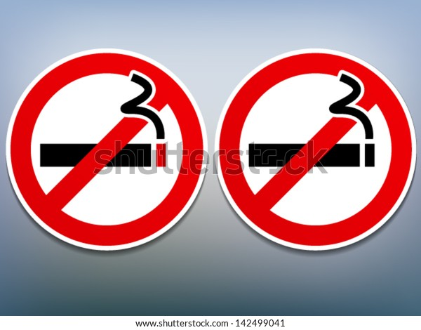 graphic about No Smoking Sign Printable known as Conclude Cigarette smoking Stop Smoking cigarettes No Smoking cigarettes Inventory Vector (Royalty