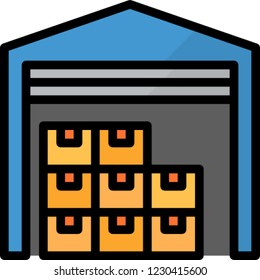 storage industrial container
