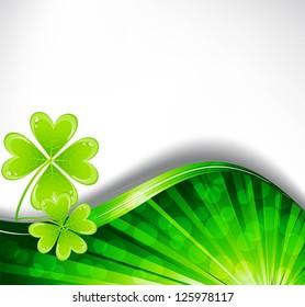 St.Patrick's background