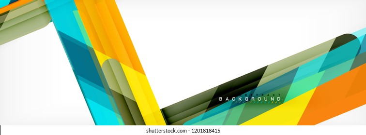 Straight lines abstract vector background, trendy abstract layout template for business or technology presentation or web brochure cover, wallpaper.
